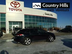2015 Toyota Venza LTD, AWD, Navi, Clean Car Proof