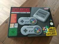 Brand New Mini Snes (Super Nintendo)