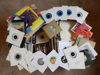 SELLING VINYL RECORDS JOB LOT 400+ (Mostly 7inch vinyls, 60s, 70s, 80s various artists)