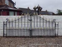 Wrought Iron Gates / Driveway gates / Garden gates / Metal gates / Galvanised gates / Steel gates