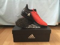 Adidas X 16.3 Tech-fit Astro-turf Size 9.5 UK