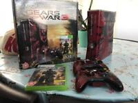Gears Of War 3 Limited Edition Xbox 360 320GB