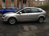 Excellent condition. Ford Focus climate 1.6. 2008. £1850