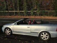 2002 Vauxhall Opel Astra Convertible Bertone 1.6 Petrol