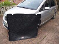 ZAFIRA B mk2 2005-2011 Boot tray liner car mat Heavy Duty