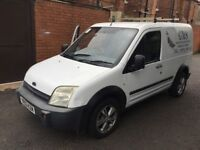 FORD TRANSIT CONNECT 1.8 2003. CHEAP