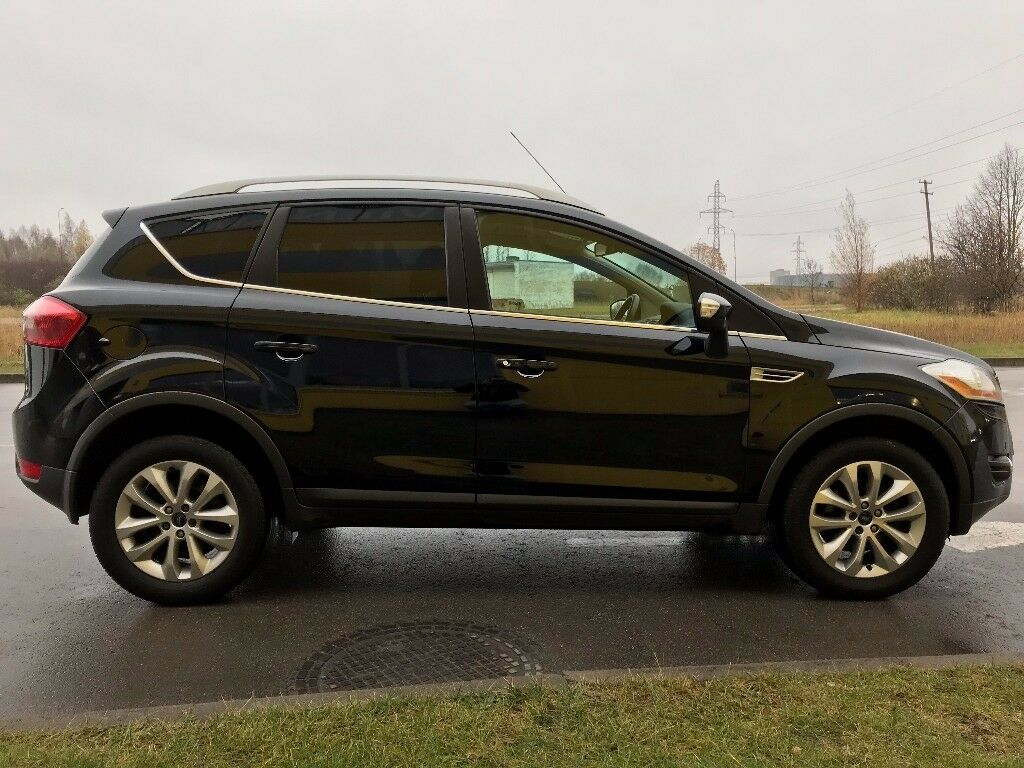 FORD KUGA TITANIUM 4X4 AUTOMATIC DIESEL FULL SERVICE HISTORY 53K MILEAGE EXCELLENT CONDITION