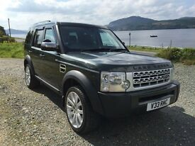 Discovery 3 2.7tdv6 7seats