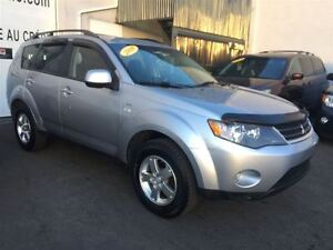 2008 Mitsubishi Outlander - LS - AUT, - AWD - 7 PLACES - TOUT EQ