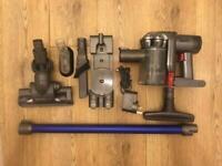 Cordless Dyson vacuum cleaner