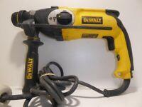 DeWALT D25123 110V Hammer Drill with Hard Case