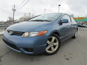 2008 Honda Civic EX-L COUPE MAN. A/C CRUISE TOIT CUIR!!!!