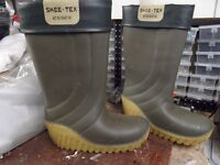 Skee-Tex Original Thermal /Waterproof Boots - hardly worn