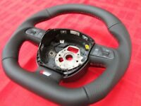 BRAND NEW AUDI A3 A4 A5 A6 A8 PADDLE SHIFTERS Individual Steering Wheel 345mm