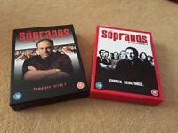 Sopranos series 1 & 2
