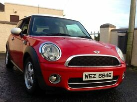 2009 MINI COOPER 1.6D (ALLOYS PRIVACY GLASS AIR CON) FINANCE AVAILABLE FROM ONLY £129 PER MONTH
