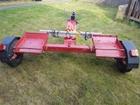 Dolly trailer £450