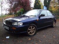 Subaru Impreza 2.0 GL 4dr£1,499 12 MONTHS MOT 1999 (T reg), Saloon