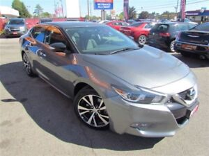 2017 Nissan Maxima 3.5 SV   LEATHER   NAV   CAM   ONE OWNER