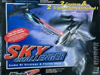 Sky Challenger Helicopters 🚁