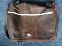 Baby changing bag - 'Baba Bing paternity bag'