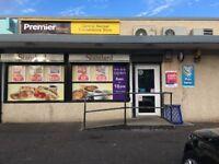 Shop For Sale in Kilmarnock. Premier