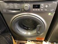 Hot Silver Washing Machine....Mint Free Delivery