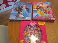 BRAND NEW BUSY BOOKS - FROZEN, PRETTY PRINCESS & MY LITTLE PONY - £6.00 EACH