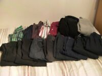 Bundle Of Boys Clothes Age 12-13