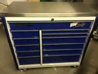 Snap On Tool Box with Aluminium Top