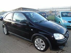 VAUXHALL CORSA 1.2 SXi THREE DOOR WITH SERVICE RECORD