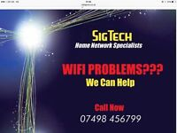 SigTech - Home Signal Solutions Home TV - WIFI - DATA