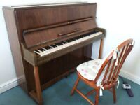 Free upright piano for collection