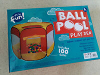 Ball Pool / Play Den, balls included