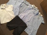 Large girls clothes bundle age 4-6