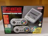 Brand New / Unopened SNES Mini