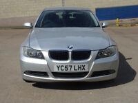 BMW 3 SERIES 2.0 318I SE 4d 128 BHP PARKING SENSORS ++ CRUISE CONTROL FULL YEAR MOT ++ BLUETOOTH