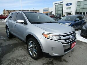 2013 Ford Edge Limited | AWD | LEATHER | SYNC |