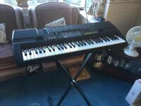 Casio CTK 710 keyboard with stand