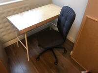 Free Office Swivel Chair, IKEA LILLHÖJDEN.