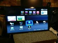 Samsung 37 smart TV 3D