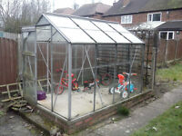 Greenhouse 1.70x2.5x1.9