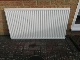 Single Panel Central Heating Radiator