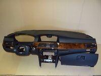 Left hand drive European continental dashboard BMW 5 series E60 E61 2003 - 2009 LHD conversion part