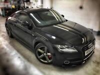 🌟🌟 Audi TT 2.0 TFSi. S-Line. DSG. Only 55k. FSH. 12 Months MOT. Part Ex 🌟🌟