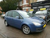 Ford Focus C-Max 2.0 TDCi DPF Ghia 5dr**FULL SERVICE HISTORY**LADY OWNER**MOT/JAN/2018