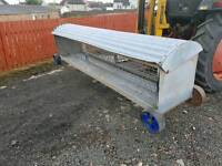 Iae 10ft sheep calf horse hay feeder rack in very good condition