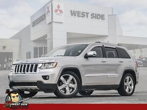 """2011 Jeep Grand Cherokee Overland 5.7L """"ONLY $105 WEEKLY"""