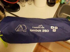 Brand new tent