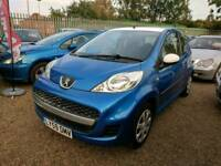 Peugeot 107 - Automatic - Low Owners - Fsh